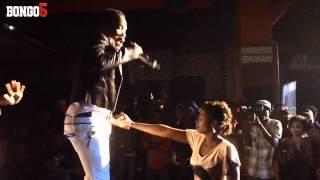 Bob Junior performing Oyoyo live at Club Bilicanas