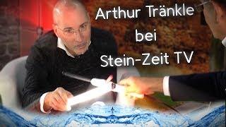 Teslas Entdeckung über Vitalfrequenzen - Arthur Tränkle bei SteinZeit - Wasserstrukturierer.de