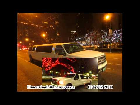 Vancouver Limo Rental Service Youtube