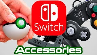 Best Nintendo Switch Accessories in 2018