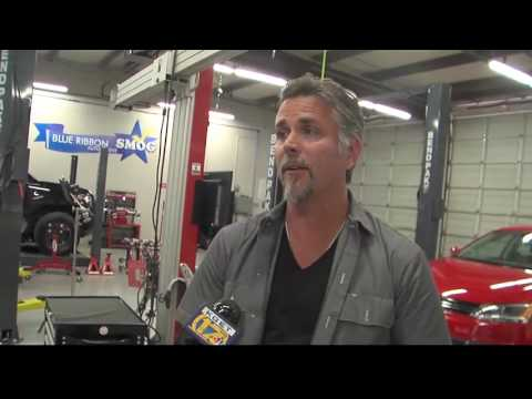 Richard Rawlings films new TV show in Bakersfield