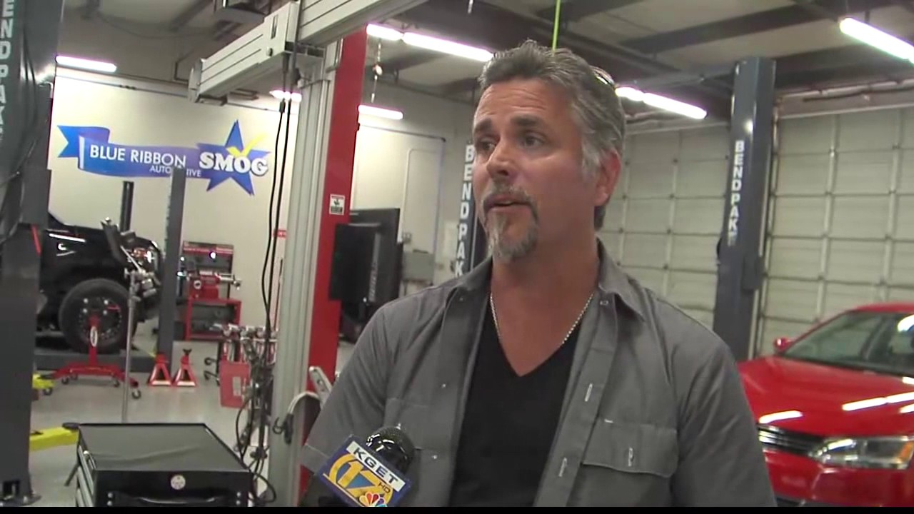 Richard Rawlings films new TV show in Bakersfield - YouTube