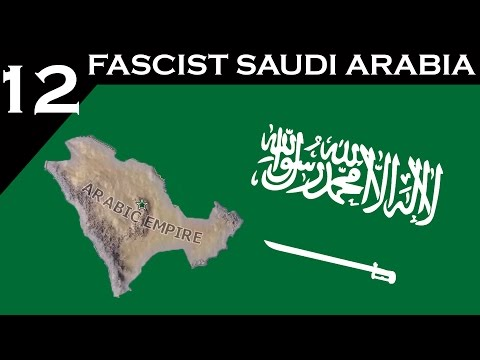 Hearts of Iron 4 | Saudi Arabia | #12 | WITH THE POWER OF THE SEA!