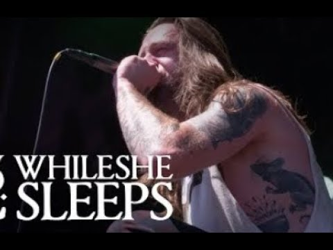 """While She Sleeps new live video for """"The Guilty Party"""" + 2020 tour..!"""
