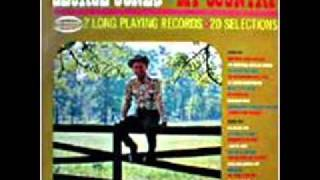 George Jones - How Wonderful a Poor Man