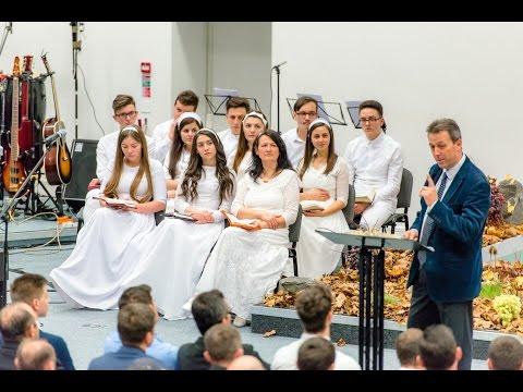Botez Nou Testamental | Biserica Betania Dublin | 20.11.2016