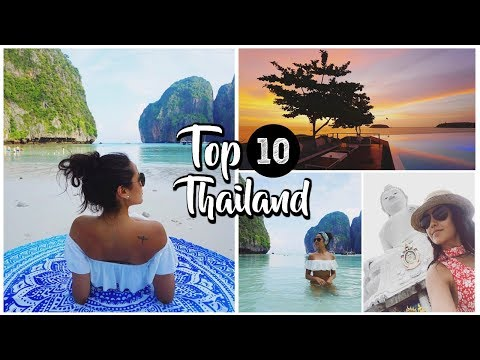 Top 10 /// Things to do in PHUKET ♥ Thailand 2017 ♥ Sofia 360