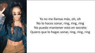 Cardi B Kehlani Ring Letra En Español