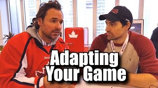 Darcy Tucker - Adapting to be successsful in hockey