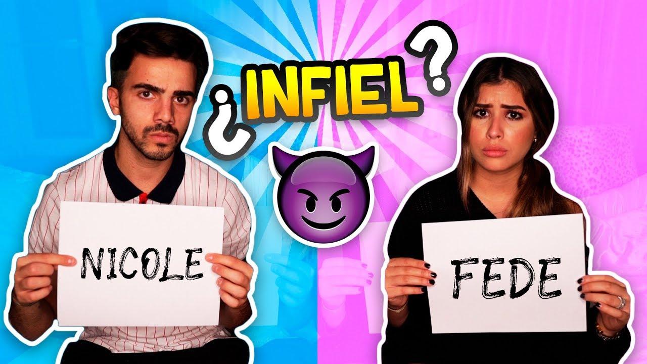 Fedecole Fedecole: QUIEN ES MÁS PROBABLE QUE HAYA SIDO INFIEL?
