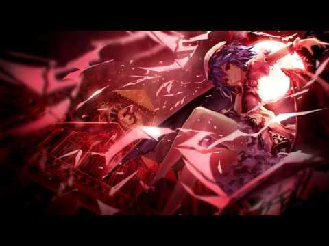[Touhou Vocal] [Eternal Melody] Lunatic Red (spanish & english subtitles)