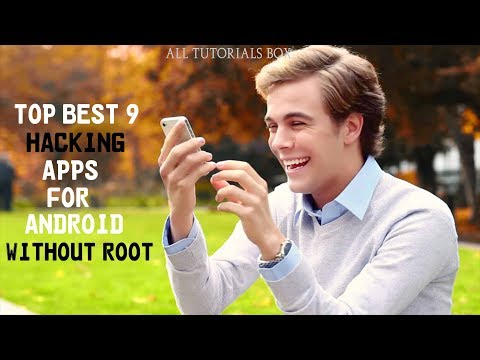 Top Best 9 Android Hacking Apps