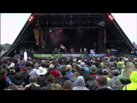 Scissor Sisters - Take Your Mama Out - Glastonbury 2004 - Live HD