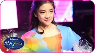 After The Stage - Spektakuler Show 9 - Indonesian Idol Junior