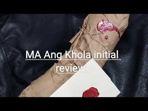 Kukri review: Madras Arsenal Ang Khola initial review.