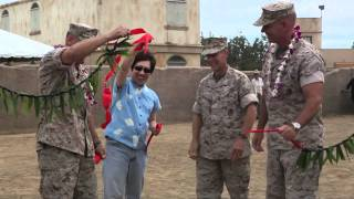 New Marine Corps Infantry Immersion Trainer (IIT) with demonstration!