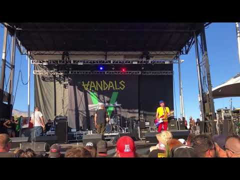 The Vandals People That Are Going To Hell live at Sabroso Fest Tucson Az 2018