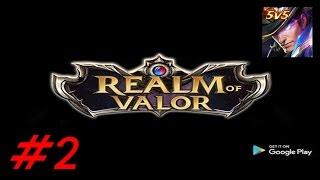 ROV [Realm of Valor] #2 หัวร้อน- Story Universe