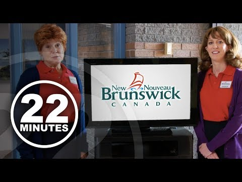 New Brunswick sure has nice… trees | 22 Minutes