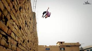 The Pakistan's Best Parkour and Freerunning