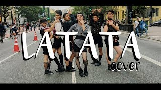 [KPOP IN PUBLIC CHALLENGE] (G)I-DLE (여자아이들) - LATATA - DANCE COVER by B2|BEAT U