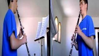 Baixar Duet with Myself - Overworld (Bb Clarinet) - Zelda