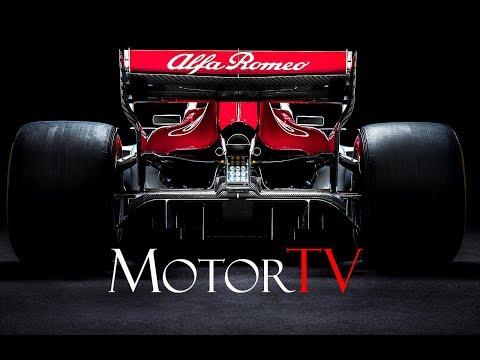 MOTORSPORT:  F1 2018  l ALFA ROMEO SAUBER F1 TEAM C37 l Trailer