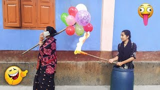 Top New Comedy Video 2019 | Try To Not Laugh | Episode-39 | By HaHa idea