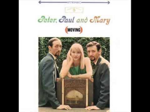 Peter Paul & Mary  Moving (1963) full album