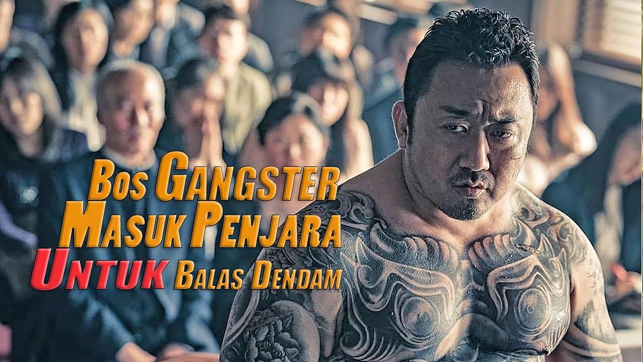 Download Bos Gangster Masuk Penjara Untuk Menyiksa Seorang Psikopat - Alur Cerita FILM THE GANGSTER (2019)