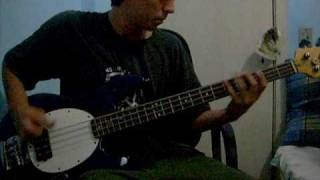 NOFX - Lower (Bass Cover)