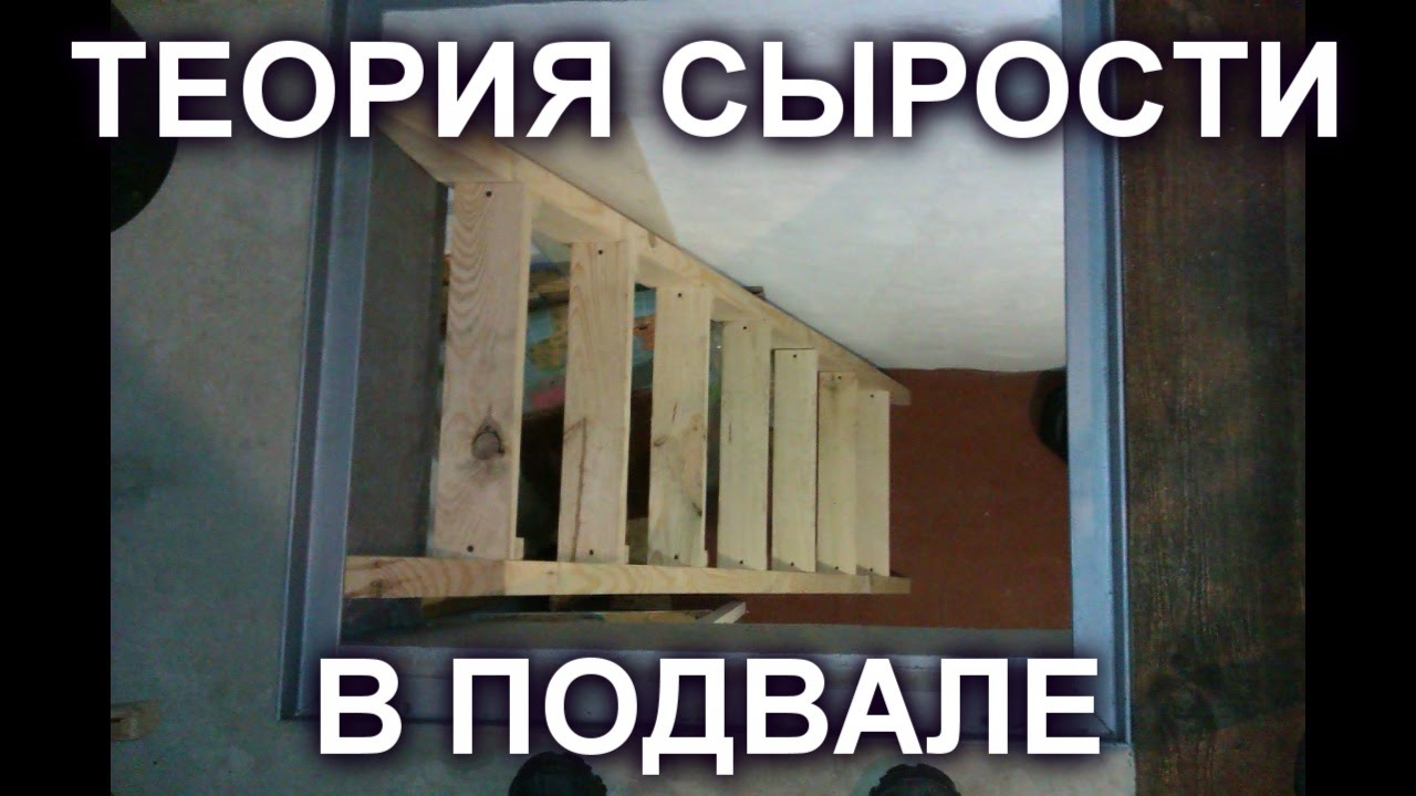 Как сделать полы в подвале своими руками
