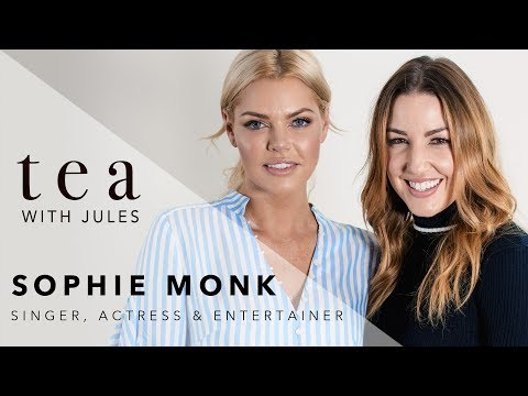 Tea with Jules with Sophie Monk!