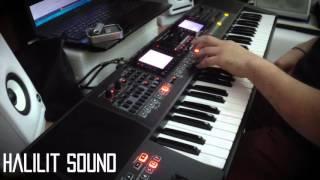 Halilit Sound - Roland E-A7 Expansion pack