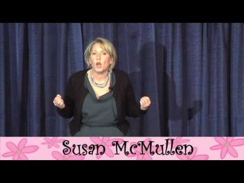 """The Art of Saying """"NO"""" with Susan McMullen"""