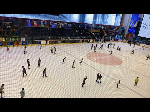 Dubai Mall Ice Rink | Relaxing Instrumental Music | The Exotic Traveller