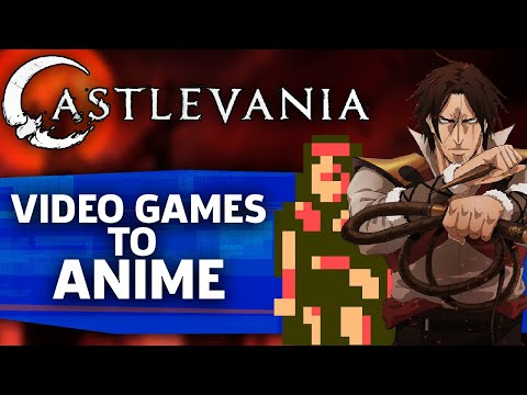 Netflix's Castlevania Explained: From Video Games to Anime Mp3