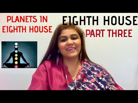 EIGHTH HOUSE REVELATIONS-PLANETS IN 8HOUSE-PART-3