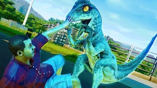 Ich erschaffe eine aggressive Maschine! ☆ Jurassic World Evolution