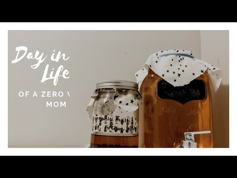 Zero Waste Mom Day in the Life