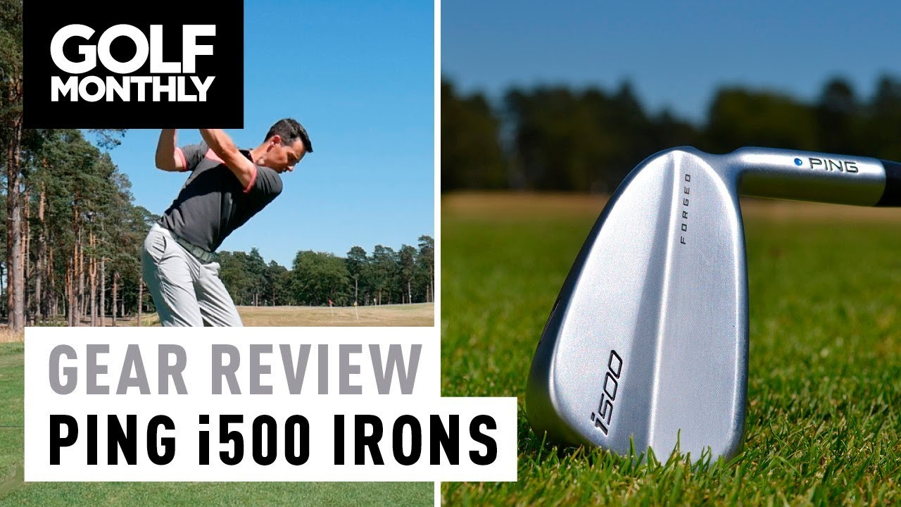 Ping I500 Iron Review Golf Monthly