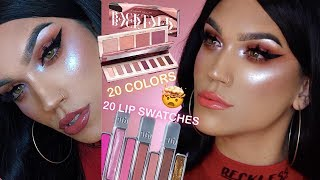 NEW MAKEUP! Urban Decay Hi-Fi Shine Glosses/ Backtalk Palette Review | Luna Fortun