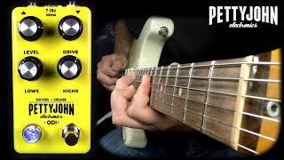 Pettyjohn Electronics ODI Overdrive
