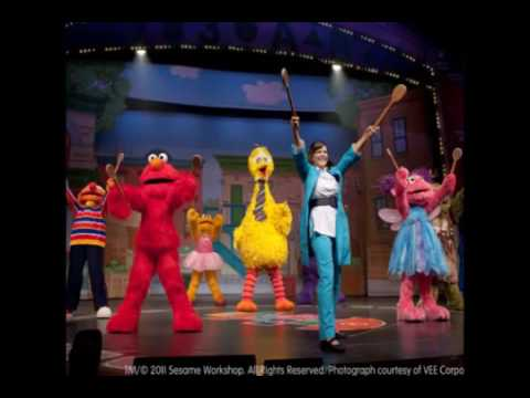 Sesame Street Live - Elmo Makes Music (Original Cast Recording)