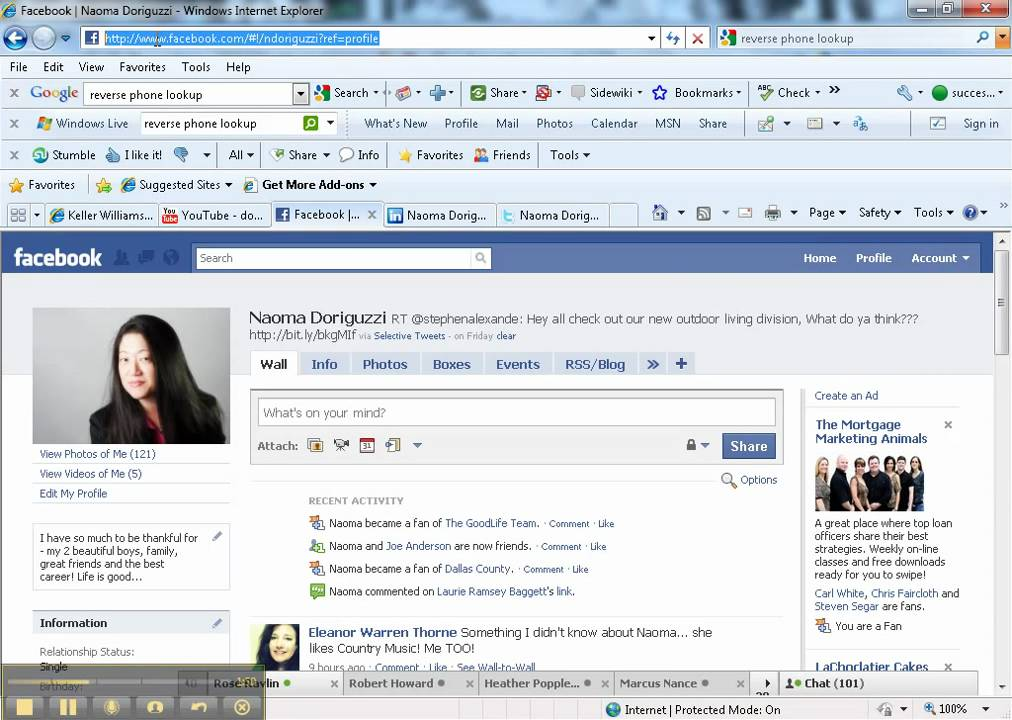 how to get my facebook email