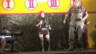 Mai Lệ Huyền & Tuấn Châu - Kích Động Nhạc Thời Chiến ( Ngày Quân Lực )