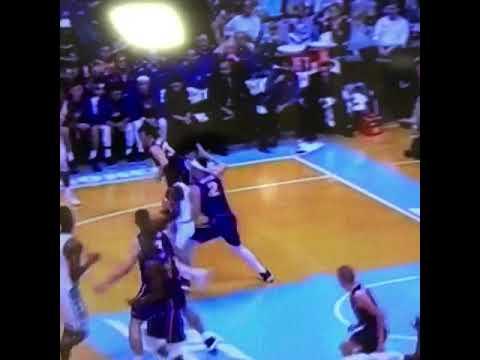 UNC Basketball: Jalek Felton spin move!