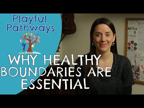 BOUNDARIES & DISCIPLINE: Why healthy boundaries are essential for children
