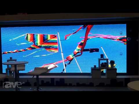 InfoComm 2013: Optotech Shows Off LED Screen
