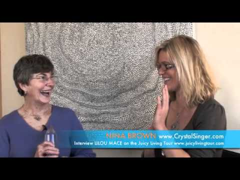 Infinity Consciousness, Crystals, DNA recoding, ITs - Nina Brown